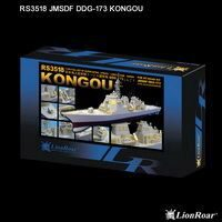 Lion Roar-GreatwallHobby RS3518 JMSDF DDG- 173 Kongou for Pitroad/Trumpe
