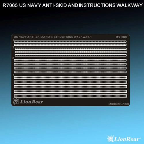 Lion Roar-GreatwallHobby R7065 WWII US Navy Antiskid Plate I