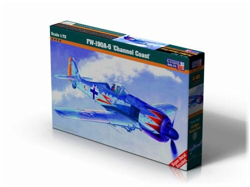 Mistercraft C-02 Fw-190A-5 Channel Coast