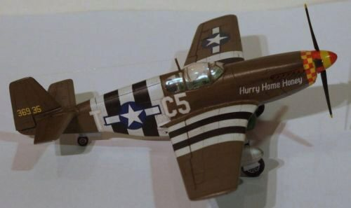Mistercraft C-49 P-51 B-5 Hurry Home Honey