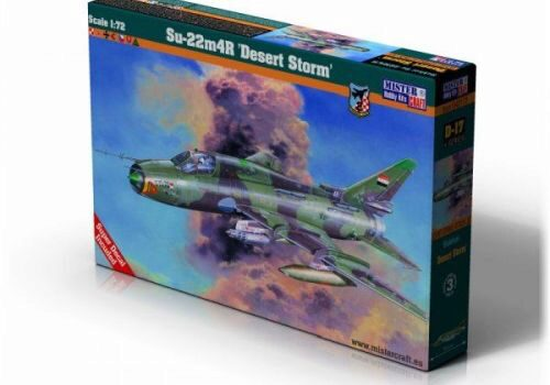 Mistercraft D-17 Su-22M4/R Desert Shield