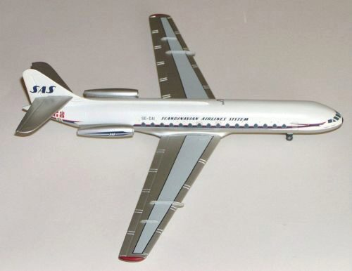 Mistercraft D-27 Se-210 United Airlines