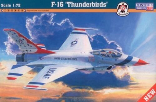 Mistercraft D-35 F-16A Thunderbirds