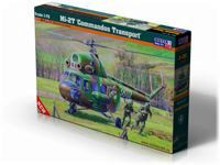 Mistercraft D-152 Mi-2T Commandos Transport