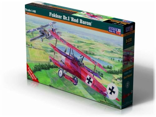 "Mistercraft D-230 Fokker Dr.I""Red Baron"" NEW"