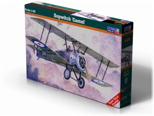 "Mistercraft D-231 Sopwith ""Camel"" NEW"