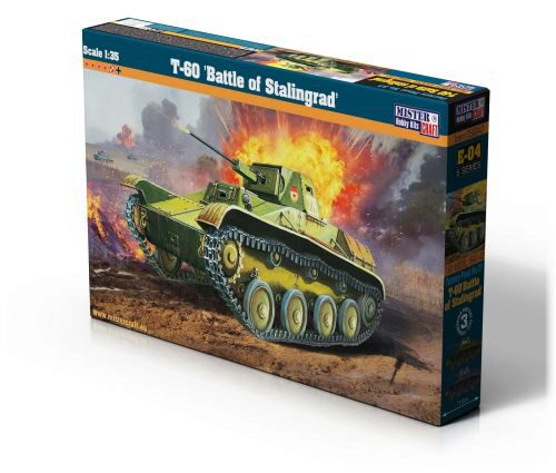 Mistercraft E-04 T-60 Battle of Stalingrad