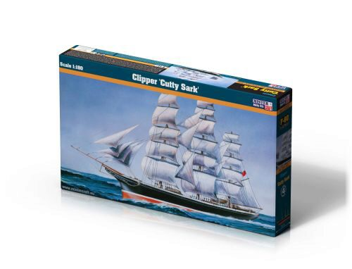 Mistercraft F-60 Clipper Cutty Sark