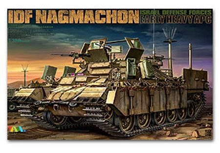 Tiger Model 4615 IDF Nagmachon Early APC