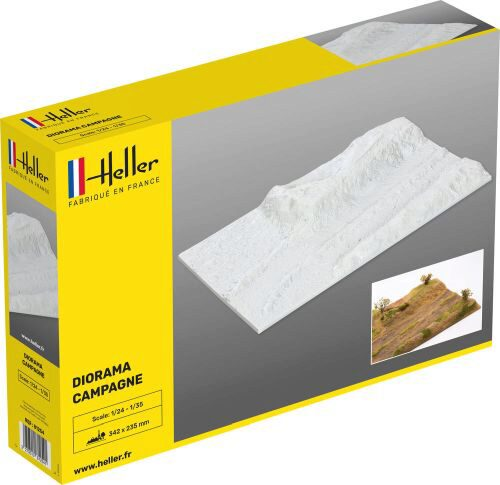 Heller 81254 Socle Diorama Campagne