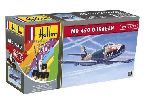Heller 56201 MD450 OURAGAN