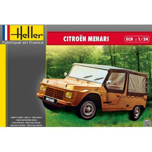 Heller 80760 Citroen Mehari (Version 1)