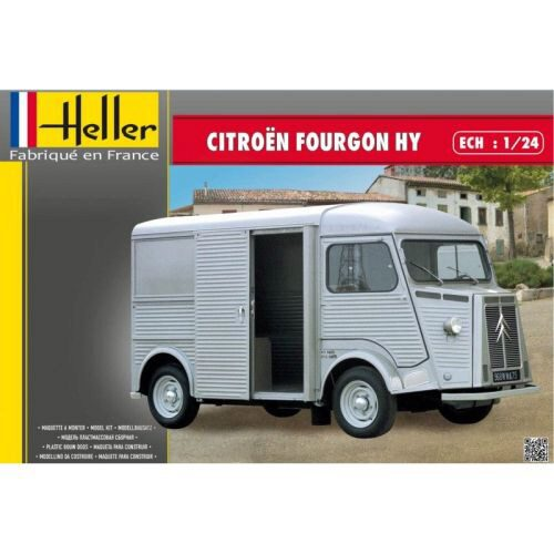 Heller 80768 Citroen Fourgon Hy  Tube
