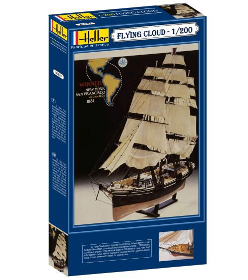 Heller 80830 Flying Cloud