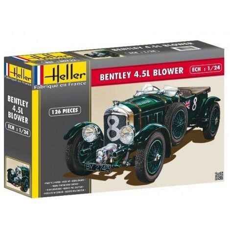 Heller 80722 Bentley Blower