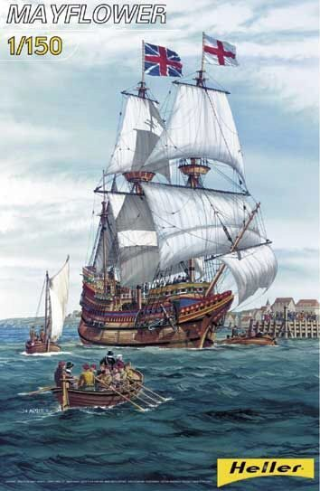 Heller 80828 Mayflower