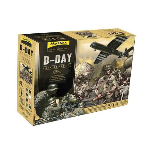 Heller 53010 D-Day - Air Assault