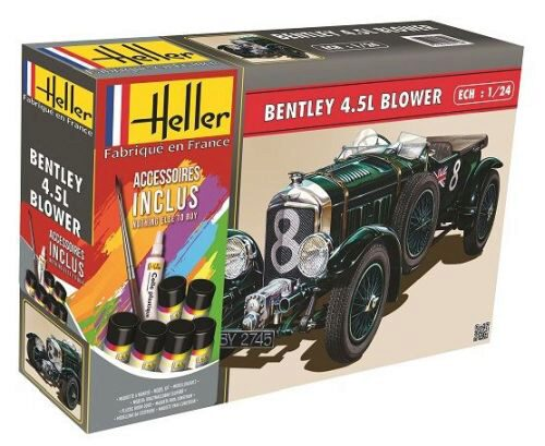 Heller 56722 Bentley 4,5 L Blower