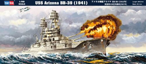 Hobby-Boss 83401 1/700 BB-39 USS Arizona, 1941