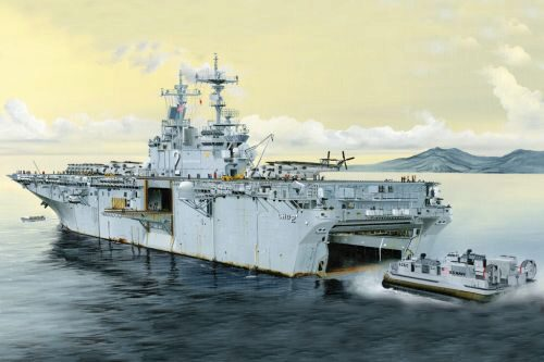 Hobby-Boss 83403 1/700 LHD-2 USS Essex