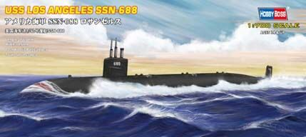 Hobby-Boss 87014 1/700 SSN-688 USS Los Angeles
