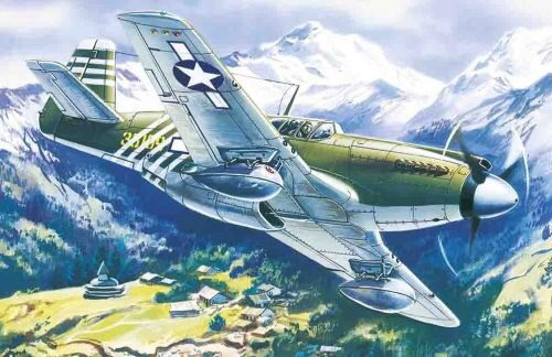 ICM 48161 1/48 Mustang P-51A