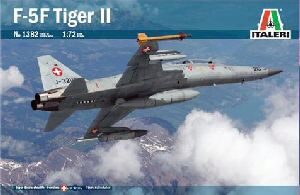 Italeri 1382 F-5F Twin Seater