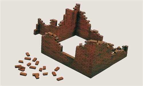 Italeri 0405 BRICK WALLS