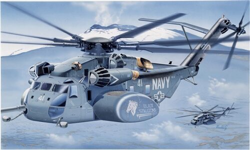 Italeri 1065 MH - 53E SEA DRAGON