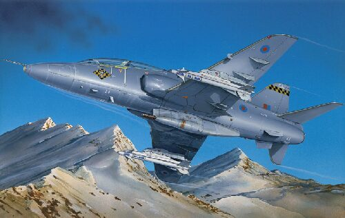 Italeri 2669 HAWK T. Mk.1 CH-Version