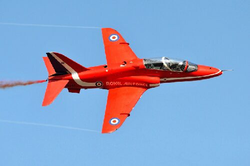 Italeri 2677 Hawk T.Mk.1 ''Red Arrows''