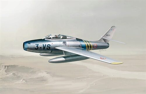 Italeri 2682 Republic F - 84F Thunderstreak