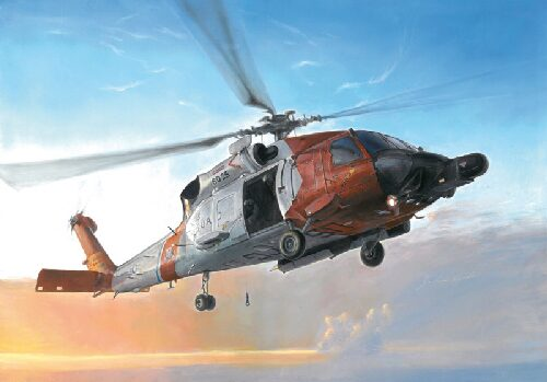 Italeri 2741 HH-60J U.S. COAST GUARD