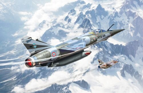 Italeri 2790 Mirage F1 CT / CR