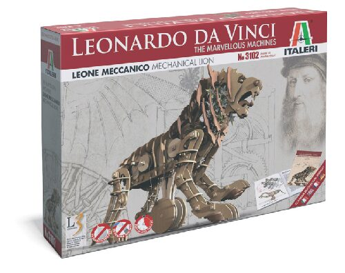 Italeri 3102 Mechanical Lion