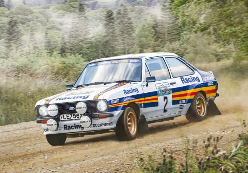 Italeri 3650 Ford Escort RS1800 MKII Lombard RAC Rally