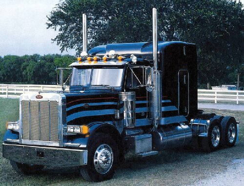 Italeri 3857 PETERBILT 378 ''Long Hauler''