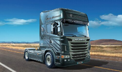 Italeri 3858 SCANIA R620 V8 New R Series