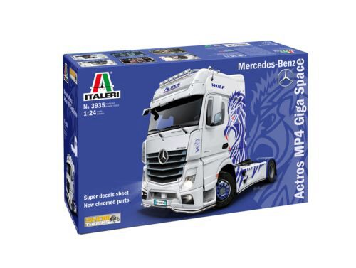 Italeri 3935 MB Actros MP4