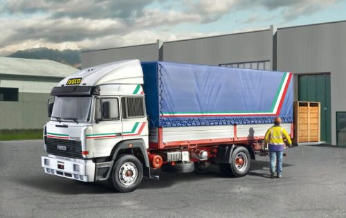Italeri 3939 IVECO Turbostar 190.42 Canvas