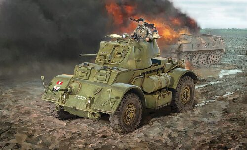 Italeri 6552 STAGHOUND MK. I late version