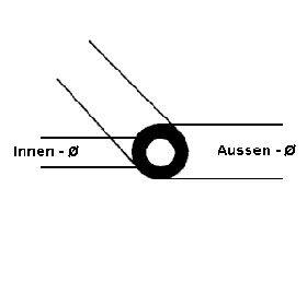 // 190710 Krick PLASTRUCT MS-102 Vierkantstab 0,3x0,5x250mm 10
