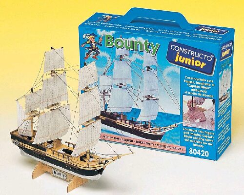 CONSTRUCTO 23420 Bounty Junior-Bausatz
