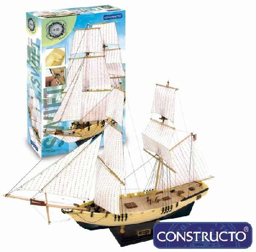 CONSTRUCTO 23566 Swift Baukasten Adventure Serie
