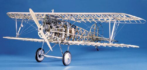 Model airways 24001 Albatros D.Va  Standmodell