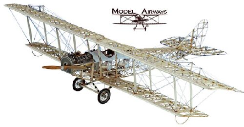 Model airways 24010 Curtiss JN-4D Jenny 1917  Standmodell
