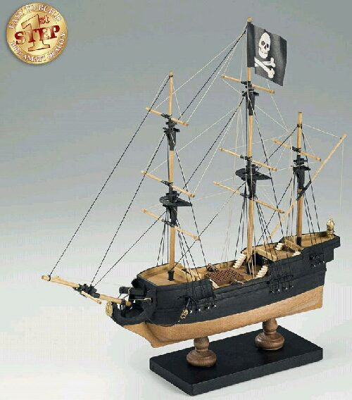 AMATI 25085 Piratenschiff  First Step Bausatz