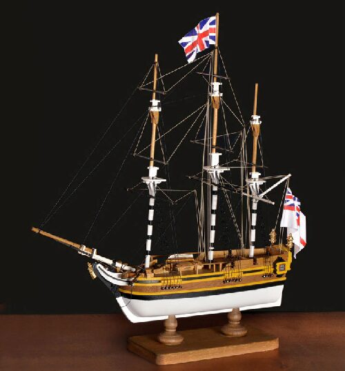 AMATI 25088 HMS Bounty First Step Bausatz