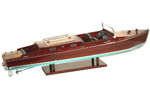 Kiade 25565 Chris Craft mittel (Fertig-Standmodell)