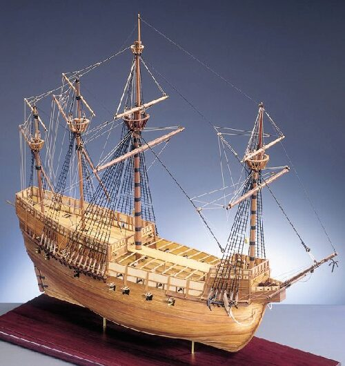 CALDERCRAFT 29004 Mary Rose Baukasten